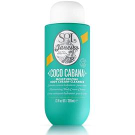 Sol de Janeiro, Coco Cabana™ Moisturizing Body Cream-Cleanser Our most moisturizing body wash, 385 ml