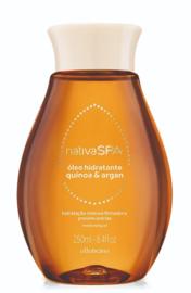 o Boticario, NativaSpa Quinoa & Argan Body oil 250 ml