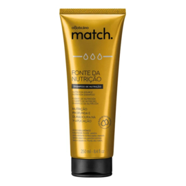 o Boticario , Match Voedende Shampoo , 250ml