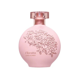 o Boticario Perfume Floratta Love Flower, 75ml