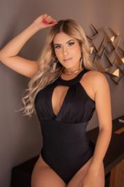Body Jessica  - Zwart  L