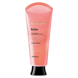 o Boticario, NativaSpa Lychee Bad en Douche gel ,  200 ml