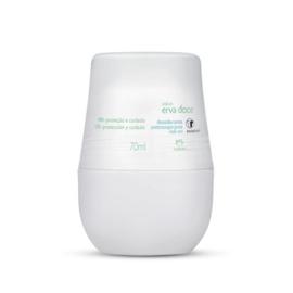 Natura, Erva Doce (Venkel) Roll-on Deodorant, 70 ml