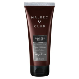 o Boticario, Malbec Club aftershave Balsem Aloe Vera 100 gr