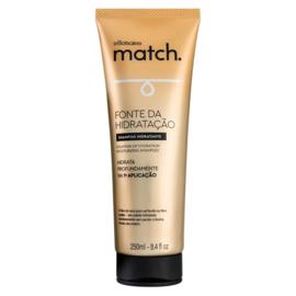 o Boticario, Match Shampoo Hydratatiebron, 250ml