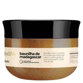 O Boticario, nativaSPA Body scrub  Madagascar Vanille  200 gram
