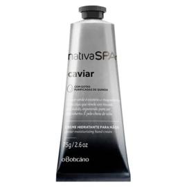 o Boticario ,NativaSpa Hand creme Caviar 75 gram