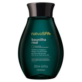 o Boticario, NativaSpa Royal Vanille Body oil 250 ml