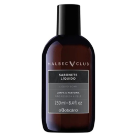 O Botciario , Malbec Club  Liquid Soap, 250 ml