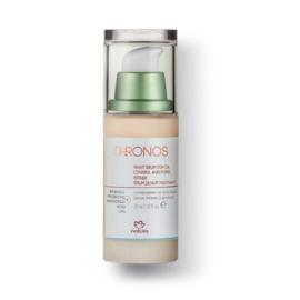 Night serum for oil control - chronos - 30ml