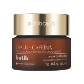 o Boticario, Botik - geconcentreerde crème voor de ogen, hyaluronzuur en cafeïne 15 g