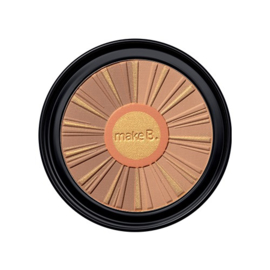 O Boticario, Make B. Sun Hit Bronzer Medium Tan Gezicht Compact Powder, 28 g