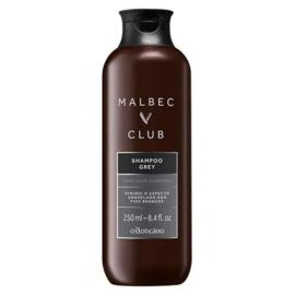 O Boticario, Malbec Club Shampoo Grey 250ml