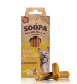 Soopa Dental Sticks Banana & Peanut