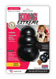 Kong Extreme zwart maat L