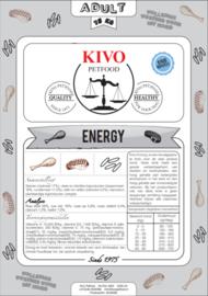 Energy geperst 15 kg