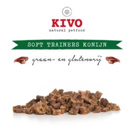 Soft trainer konijn 100 gram