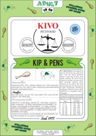 Kip & Pens Adult 15 kg