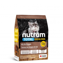 Nutram all Life stages Grain Free T22 1,13Kg