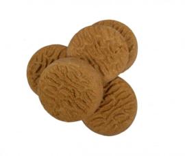 Harde ronde koek