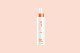 Suncare protection spray