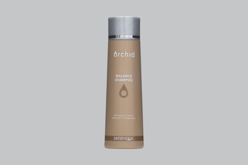 Orchid balance shampoo