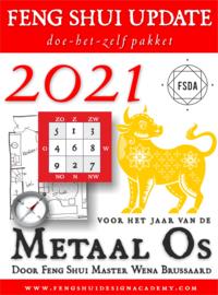 Feng Shui 2021 - Jaar van de Metaal Os - Doe Het Zelf E-Book