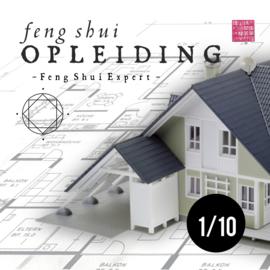 Opleiding Feng Shui Expert MODULE 1-10
