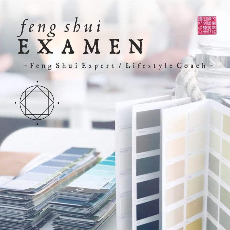 Examen Feng Shui Expert / Lifestyle Coach