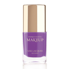 Nail Lacquer Gel Finish Trendy Violet