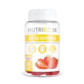 Nutricode Vit-D3 Gummies
