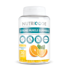 Nutricode Strong Muscle Gummies