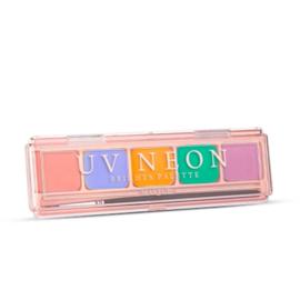 FM UV Neon Brights Palette Pink