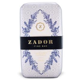 Zador Lavender-Verbena Soap