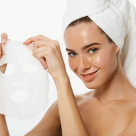 Hydro Therapy Hyaluronic Sheet Mask