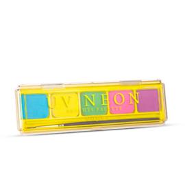 FM UV Neon Brights Palette Geel