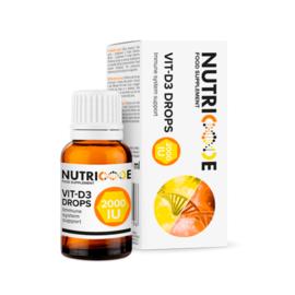 Nutricode Vit-D3 Drops