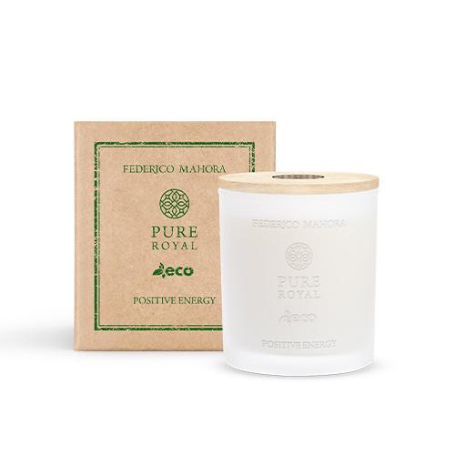 Soy Candle - Breathe Easy Pure Royal ECO