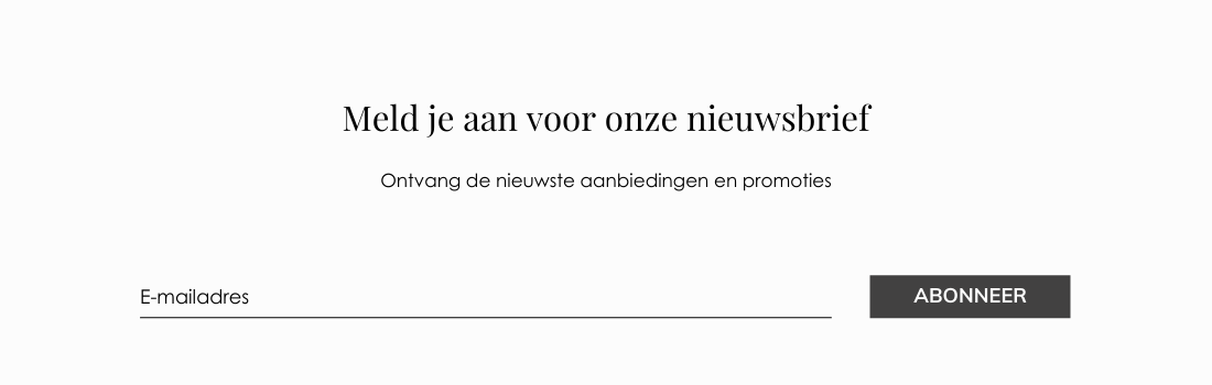 Parfumhuis | Nieuwsbrief