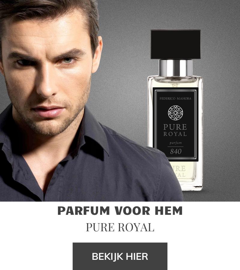 Parfumhuis   Pure Royal Mannen