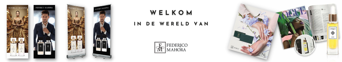Parfumhuis | Federico Mahora informatie