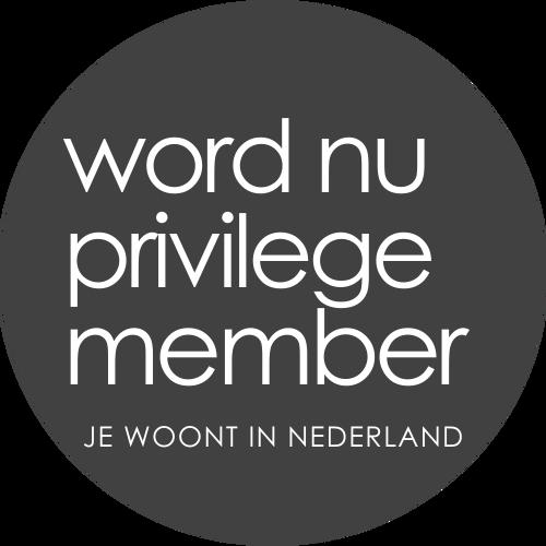 Parfumhuis | VIP privilege membership