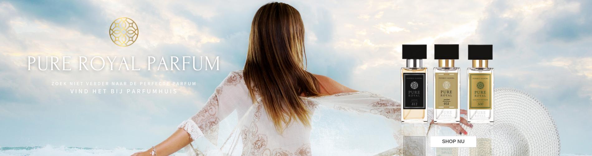 Parfumhuis | Pure Royal Parfum voor dames