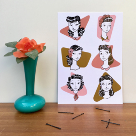 print hairy styles
