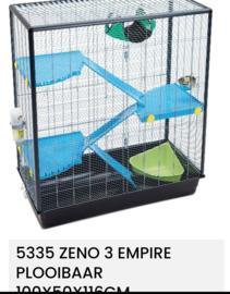 Savic Zeno 3 Empire KD