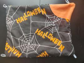 Inkruiper Zijkant Halloween Oranje