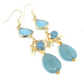 Aqua Blue Crystal