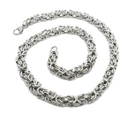 "Halsketting ""Silver Chain"""