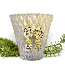 Oorbellen Leopard