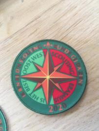Insigne verbouwing Scouting Erasmus